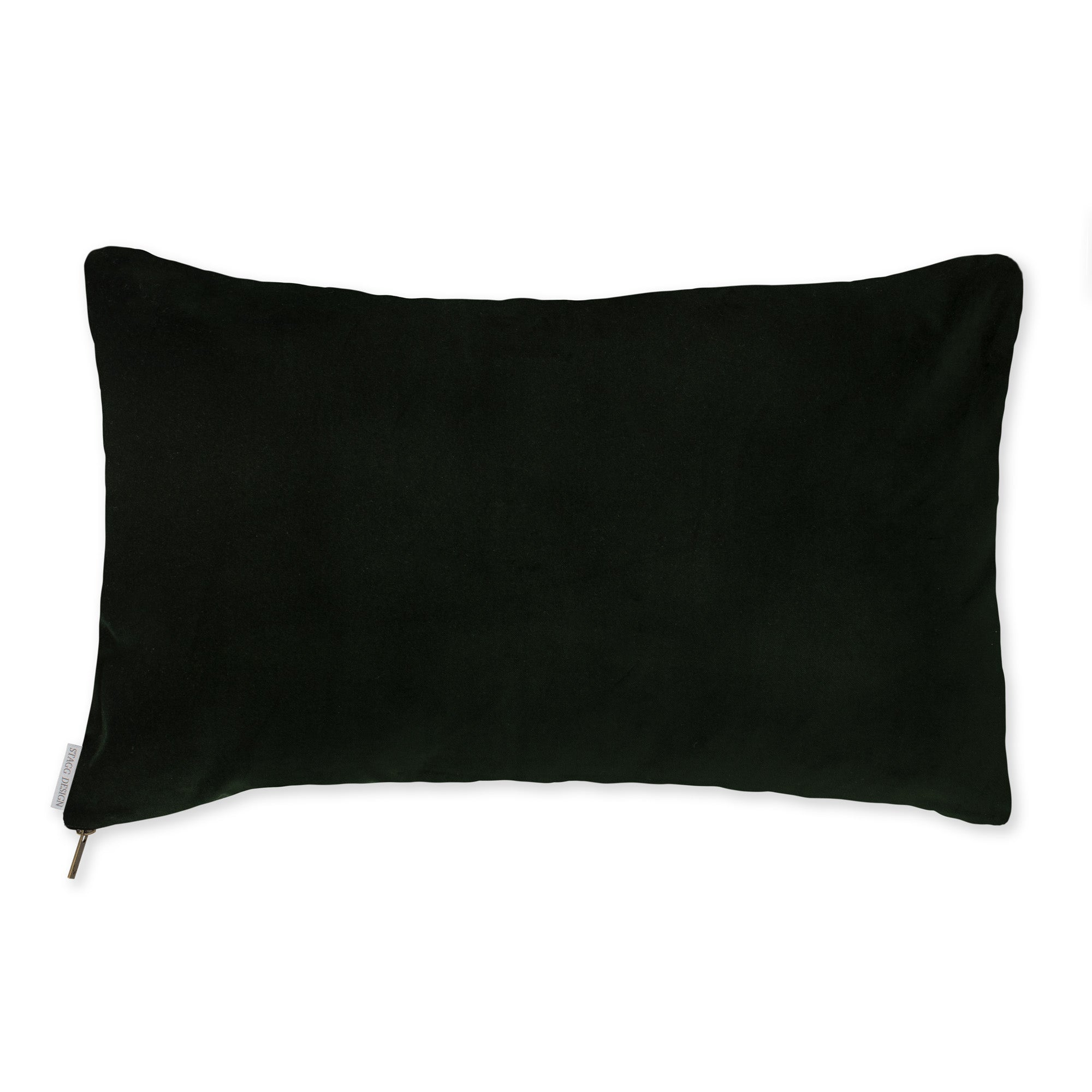 Hunter Velvet Pillow