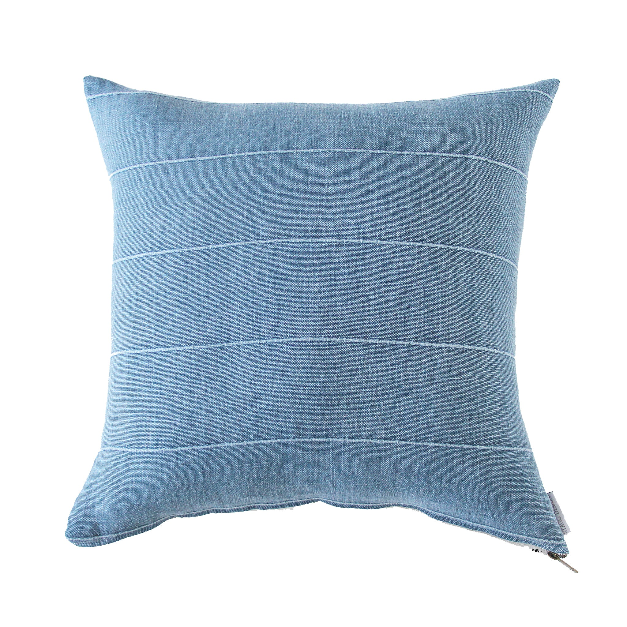Isaac Pillow in Blue