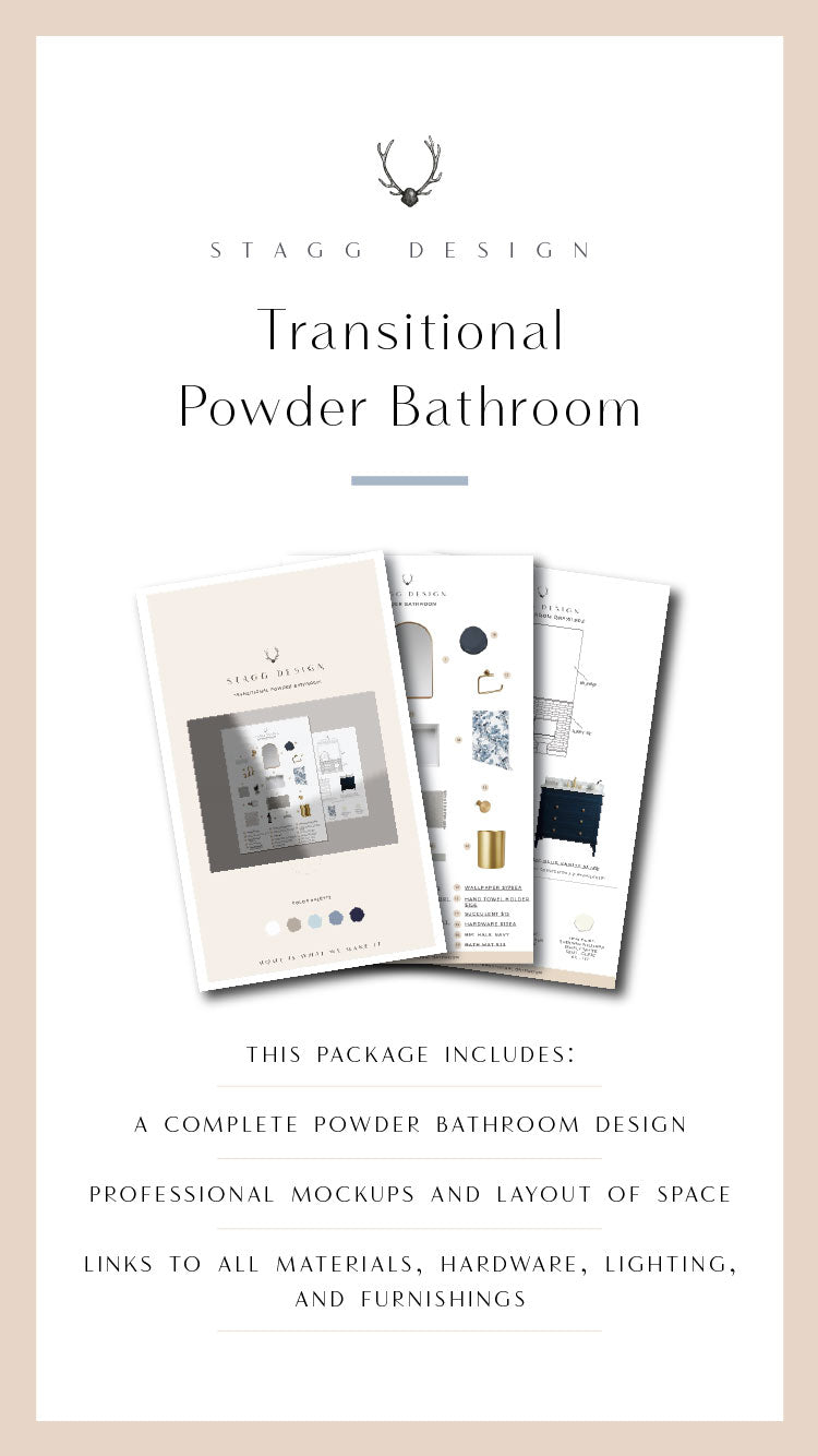 Transitional Bathroom Bundle