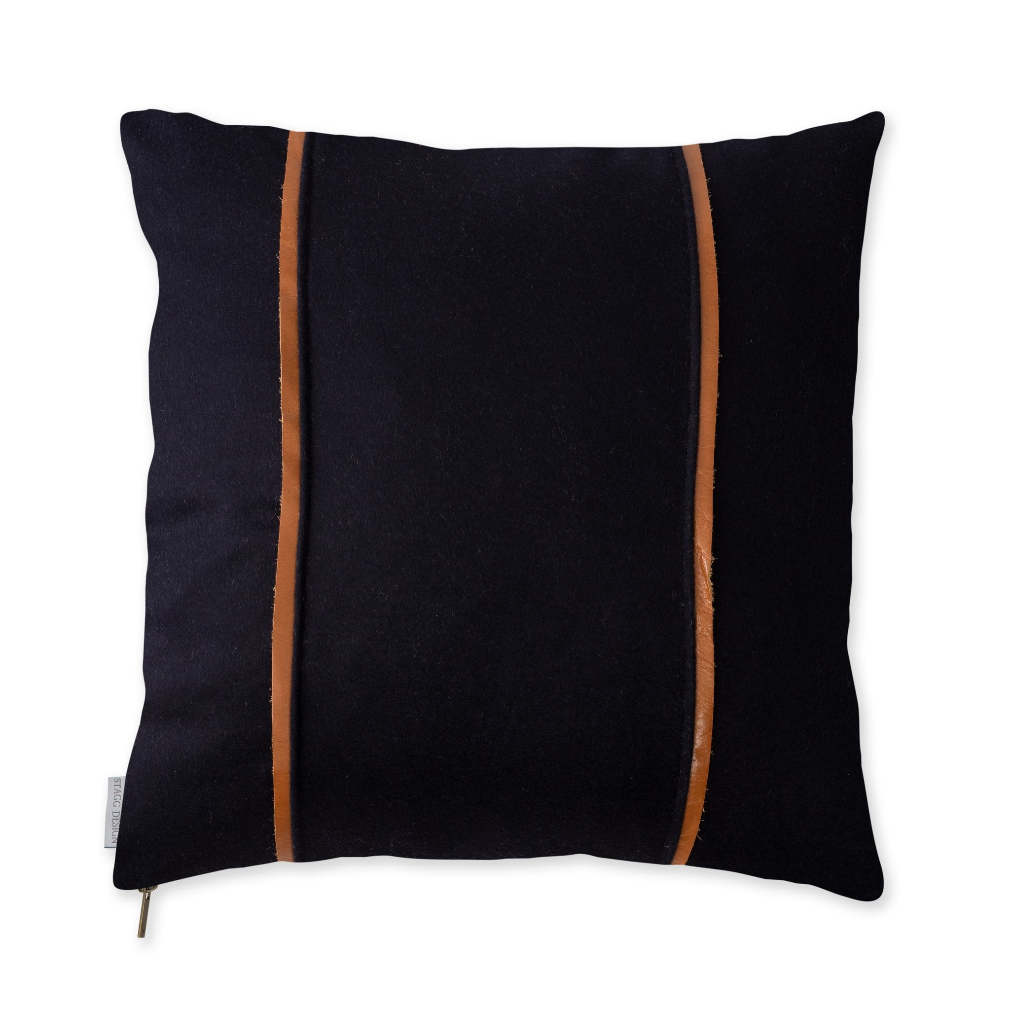 Indigo Accent Pillow Pairing (Set of 3)