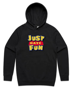 Just Have Fun Toy Story Logo Hoodie