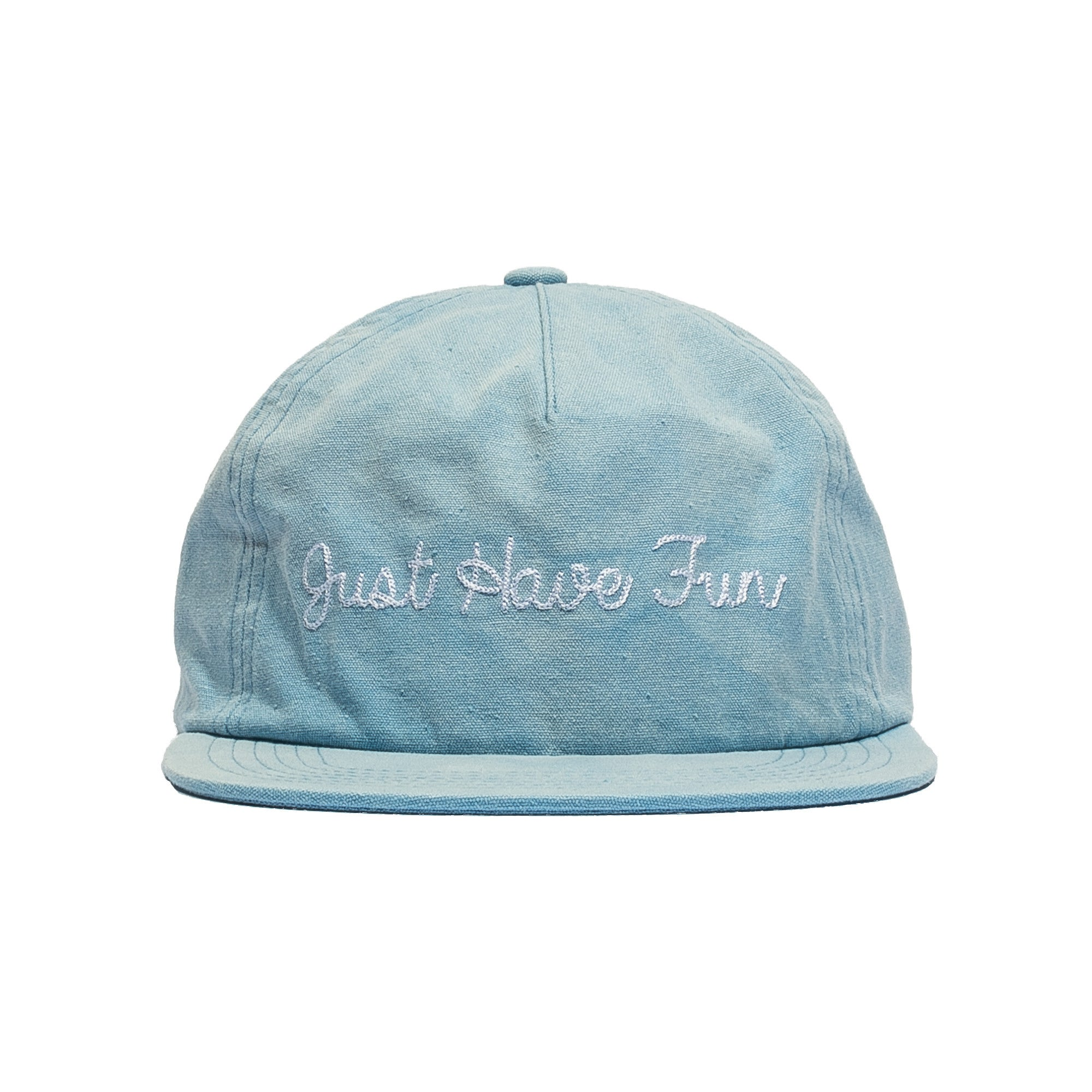 Faded Strapback Blue