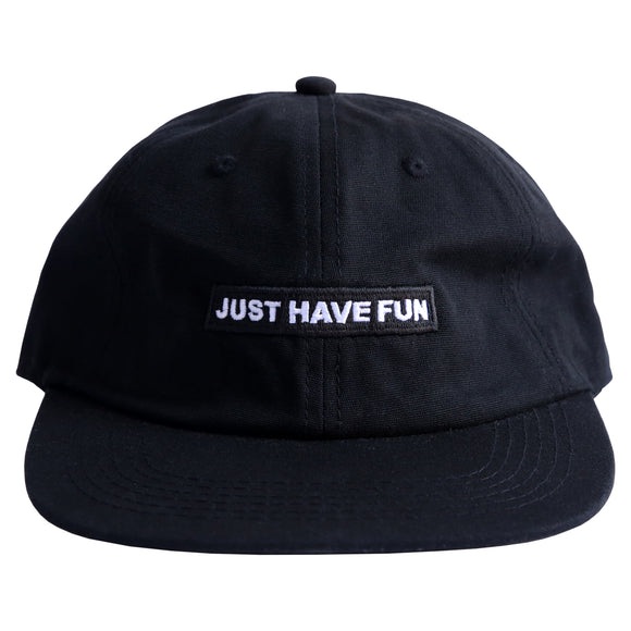Just Have Fun Unstructured Box Logo