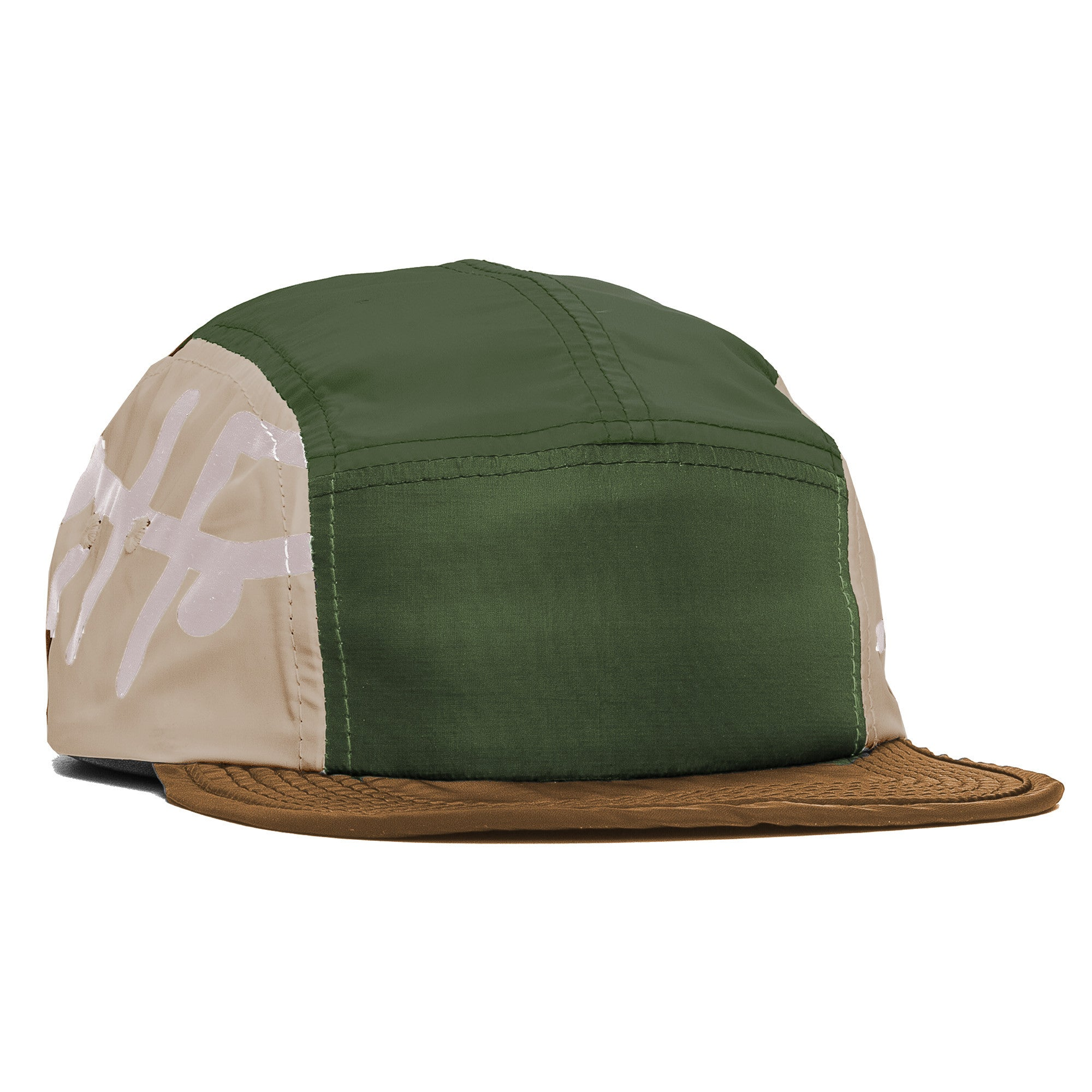 Parachute Packable Hat in Green