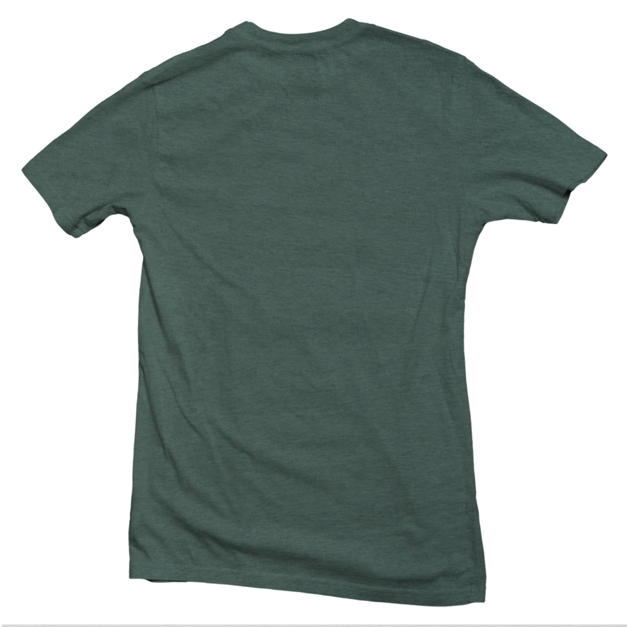 All Caps SS Pocket Tee FOREST GREEN