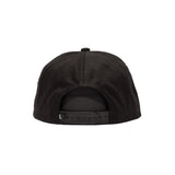 On Lock Snapback Black