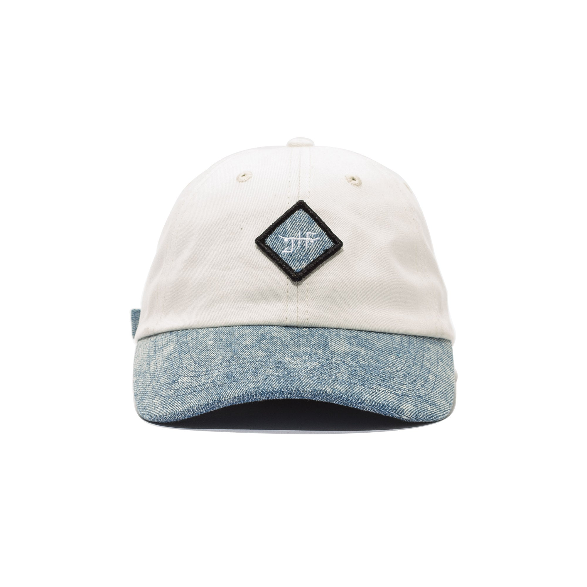 Legacy Dad Hat White