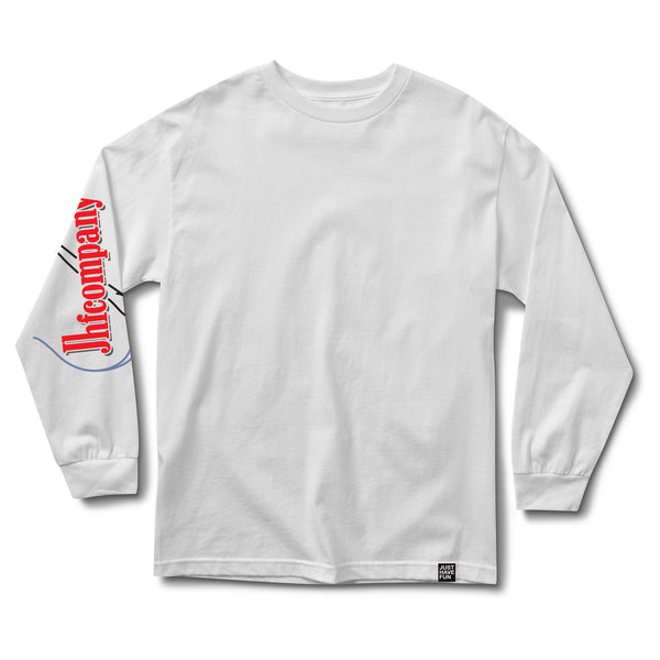 Flavor Country Long Sleeve White