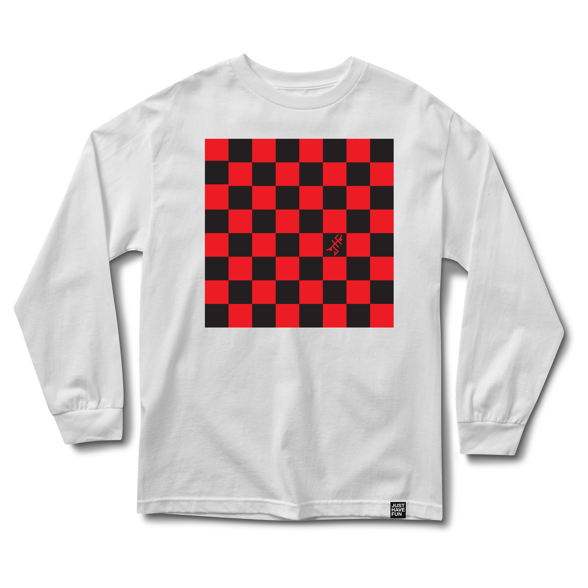 Strategy Long Sleeve White