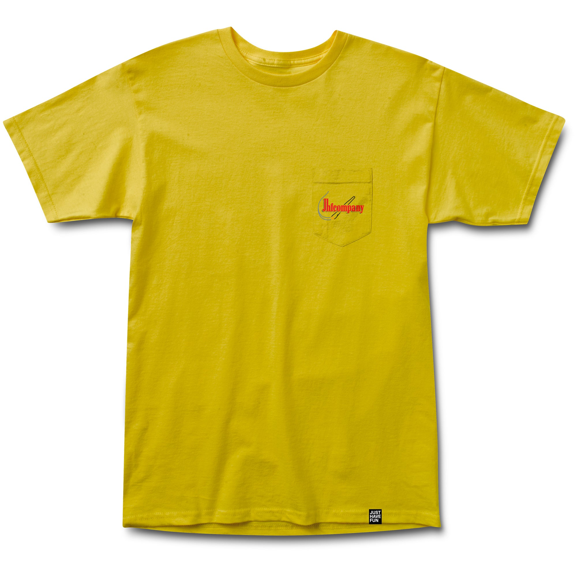 Flavor Country Pocket Tee Gold