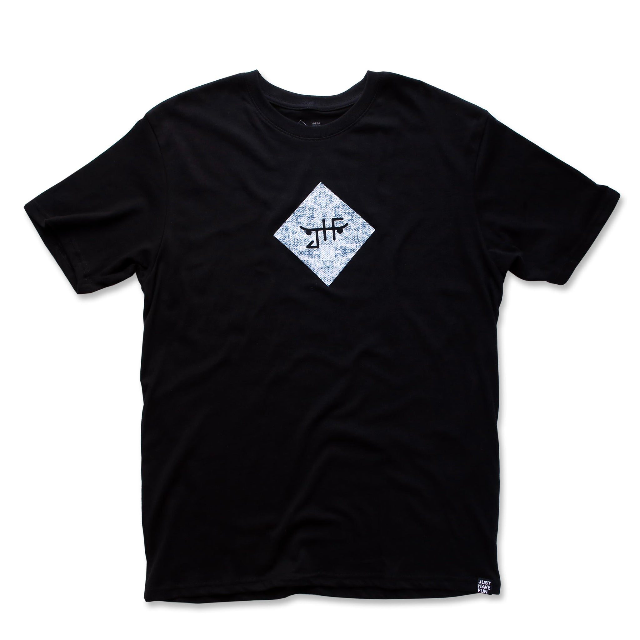 Legacy Tee Black / Denim
