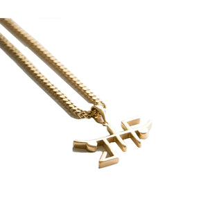 JHF x Gold Gods chain