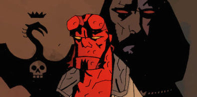 Where do I start collecting Hellboy??!