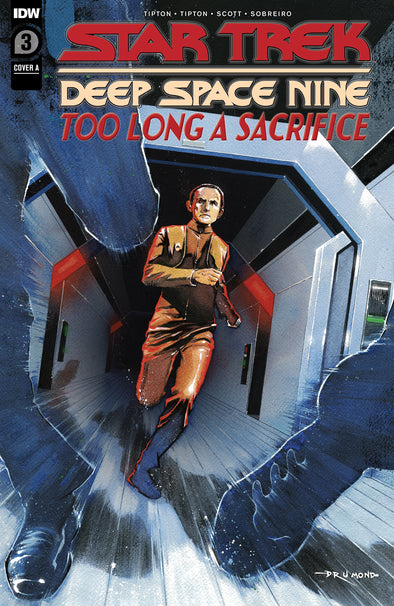 Star Trek DS9 Too Long a Sacrifice (2020) #03
