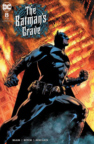 Batman's Grave (2019) #08 (of 12)