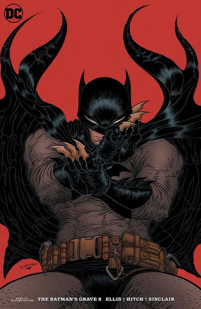 Batman's Grave (2019) #08 (of 12) (Grampa Variant)