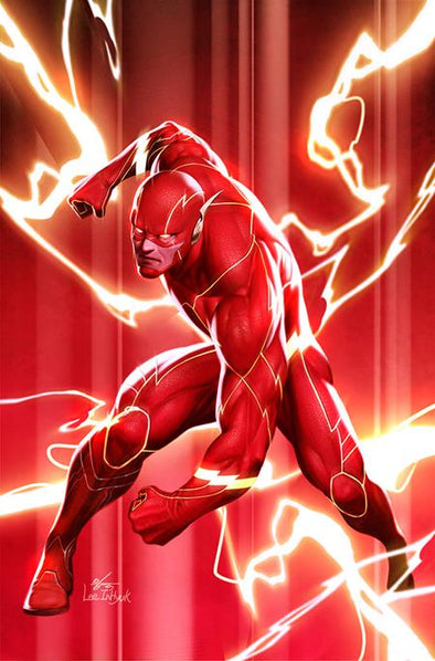 Flash (2016) #760 (Inhyuk Lee Variant)
