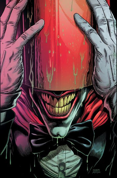 Batman Three Jokers (2020) #01 (of 3) (Premium Red Hood Variant)