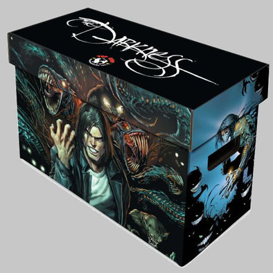 BCW Darkness Short Comic Book Box
