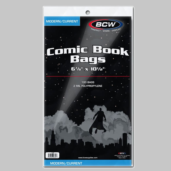Current Polypropylene Comic Bags