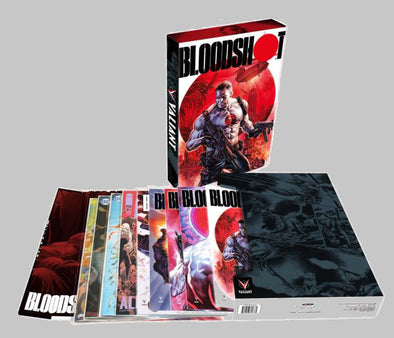 Comic Book Store-Folio - Bloodshot