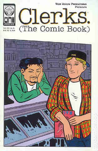 Clerks (The Comic Book) (1998) #01
