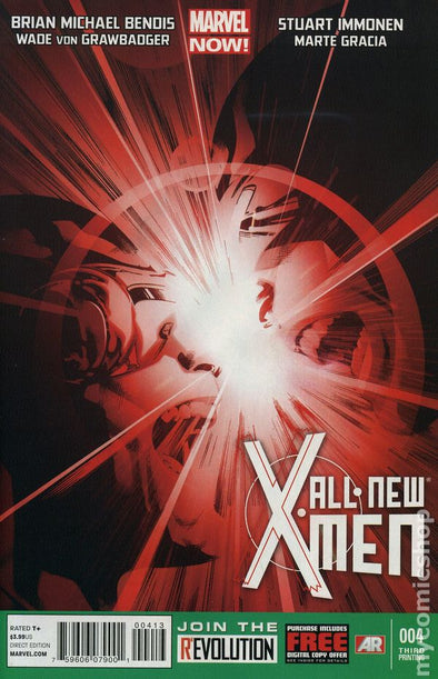 All-New X-Men (2012) #04 (3rd Printing)