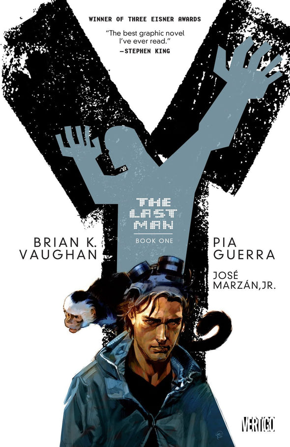 Y: The Last Man Book 1 HC