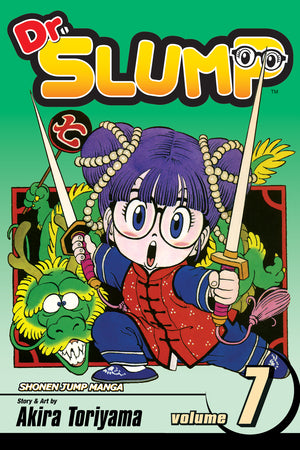 Dr. Slump TP Vol. 07