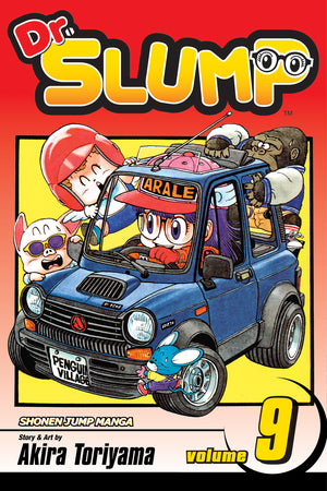 Dr. Slump TP Vol. 09