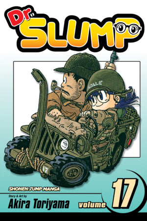 Dr. Slump TP Vol. 17
