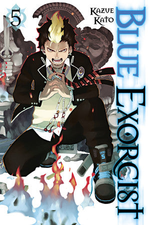 Blue Exorcist TP Vol. 05