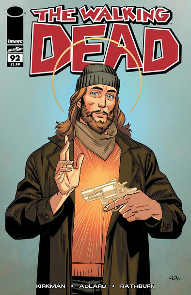 Walking Dead #092 (15th Anniversary Cory Walker Variant)