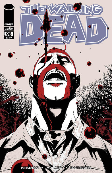 Walking Dead #098 (15th Anniversary Wes Craig Variant)