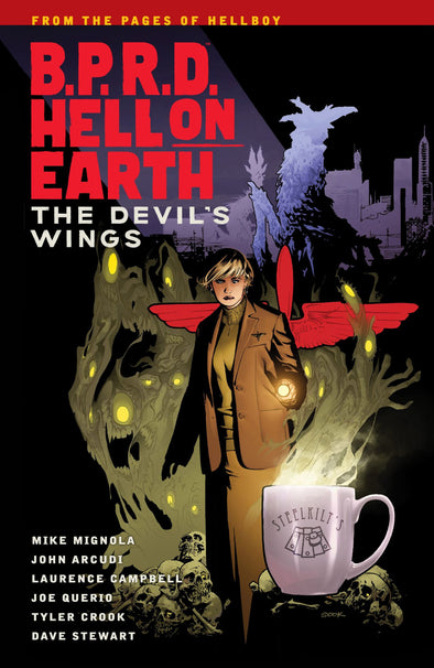 B.P.R.D. Hell on Earth TP Vol. 10: The Devils Wings