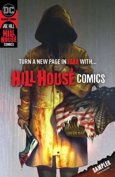 Hill House Comics Sampler (2019) #01
