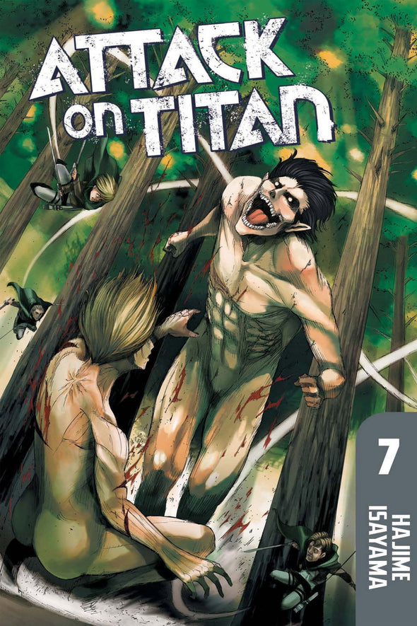 Attack on Titan TP Vol. 07