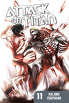 Attack on Titan TP Vol. 11