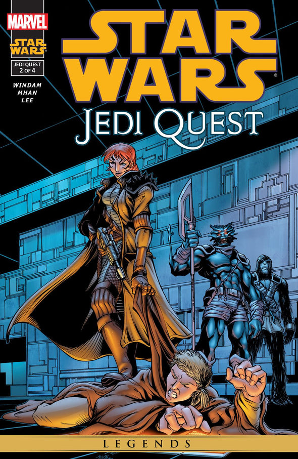 Star Wars: Jedi Quest (2001) #02