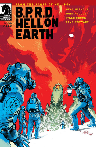 B.P.R.D.: Hell on Earth #110