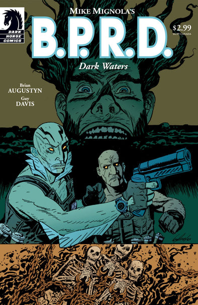 B.P.R.D. Dark Waters #01