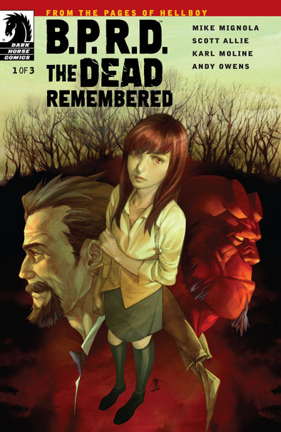B.P.R.D.: Hell on Earth #077: The Dead Remembered #1