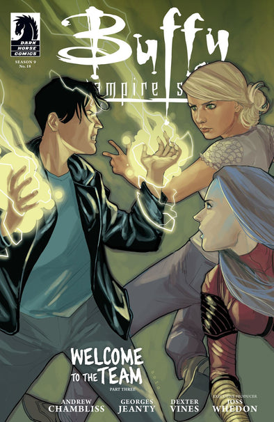 Buffy the Vampire Slayer: Season 09 (2011) #18