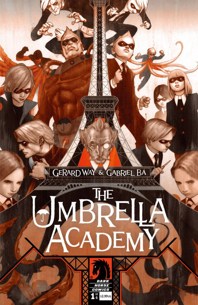 Umbrella Academy: Apocalypse Suite (2007) #01