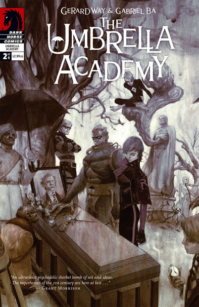 Umbrella Academy: Apocalypse Suite (2007) #02
