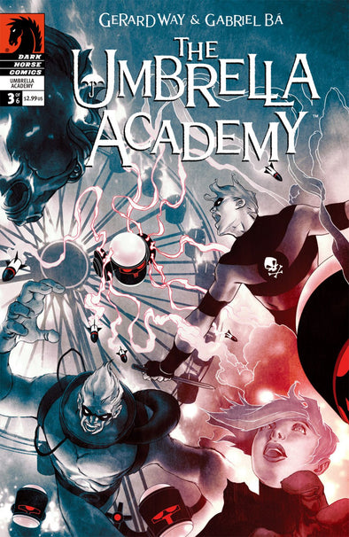 Umbrella Academy: Apocalypse Suite (2007) #03