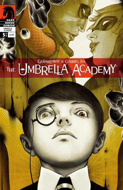 Umbrella Academy: Apocalypse Suite (2007) #05