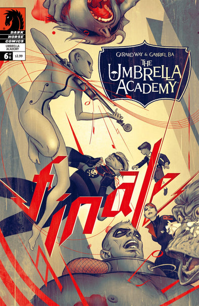 Umbrella Academy: Apocalypse Suite (2007) #06