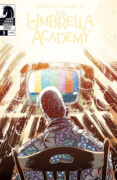 Umbrella Academy: Dallas (2008) #03