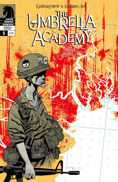 Umbrella Academy: Dallas (2008) #05